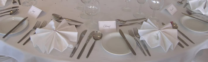 planning your Aberystwyth wedding reception